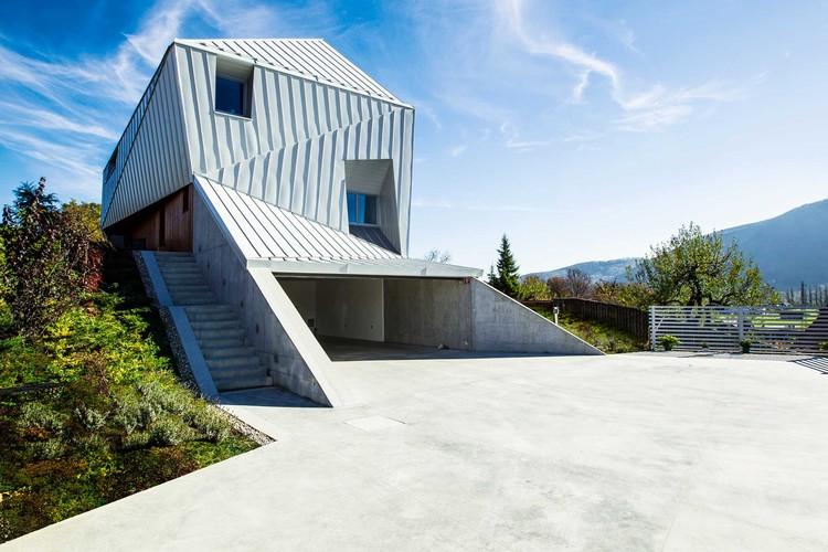 Casa para un Médico / Scapelab, © Bor Dobrin