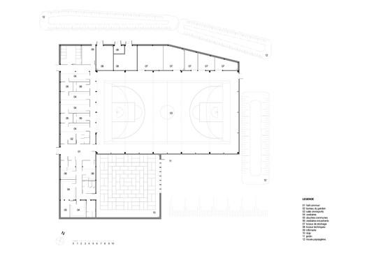 ecole des bartelottes la ville du bois nomade. Black Bedroom Furniture Sets. Home Design Ideas