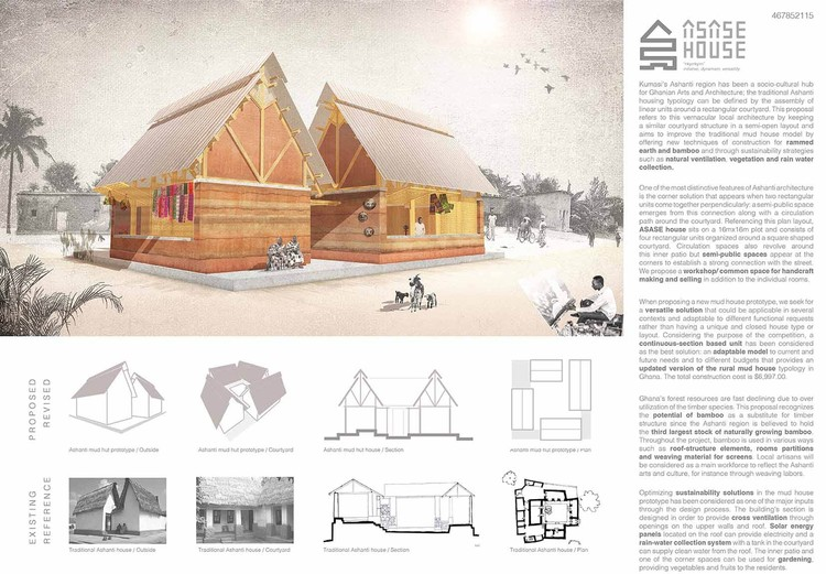 Honorable mention: Asase House / ASA Studio, from Rwanda . Image Courtesy of NKA Foundation