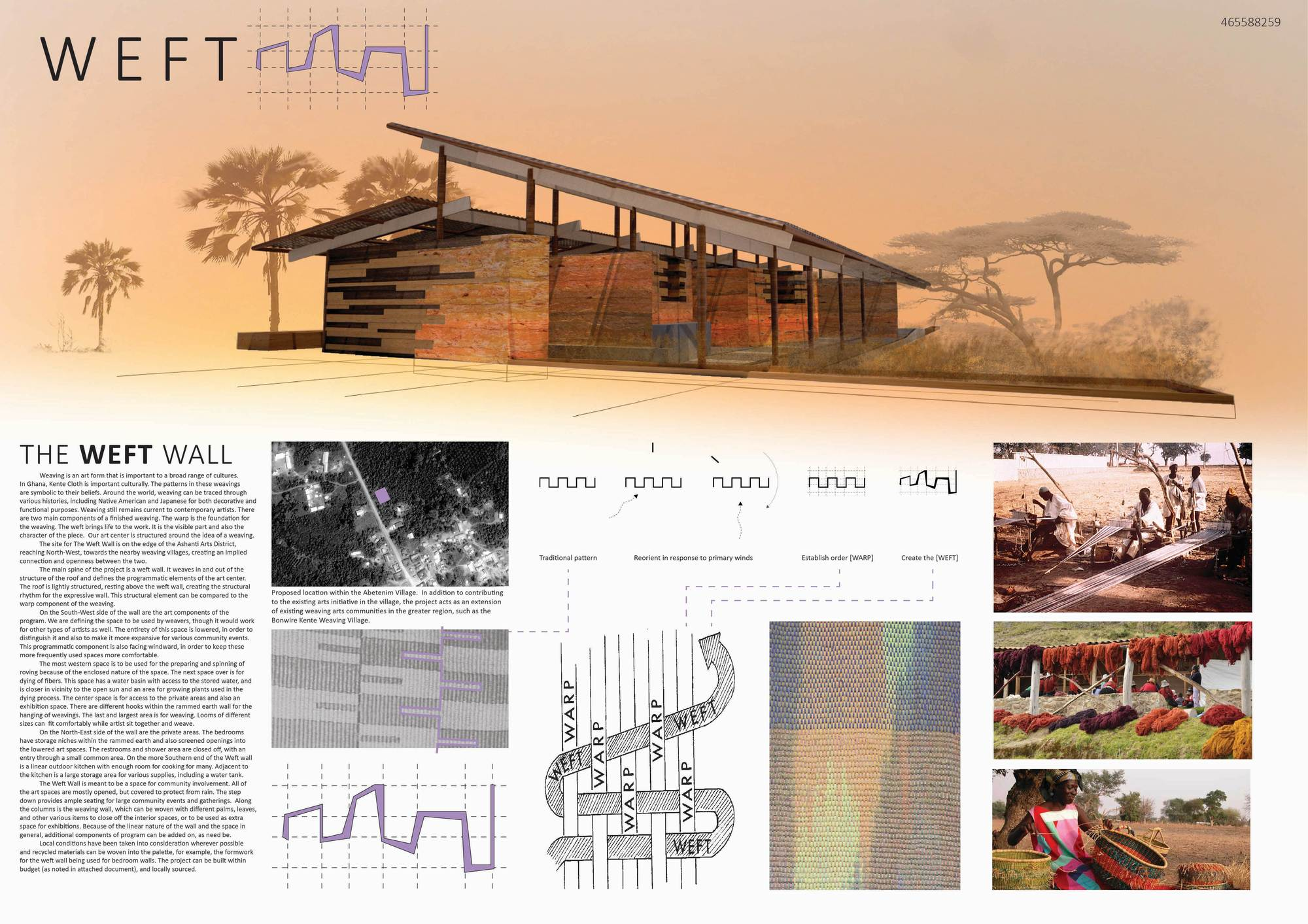 Gallery of nka foundation announces winners of designing for Mud house design