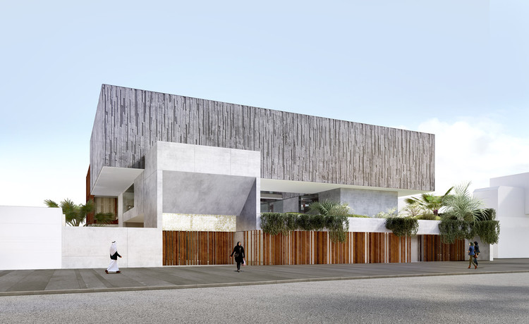 Scenic House. Image Cortesía de AGi Architects