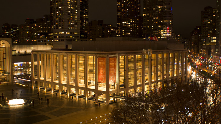 Heatherwick and Diamond Schmitt to Reimagine Lincoln Center's Largest Concert Hall, David Geffen Hall. Image © WPPilot licensed under CC BY 4.0