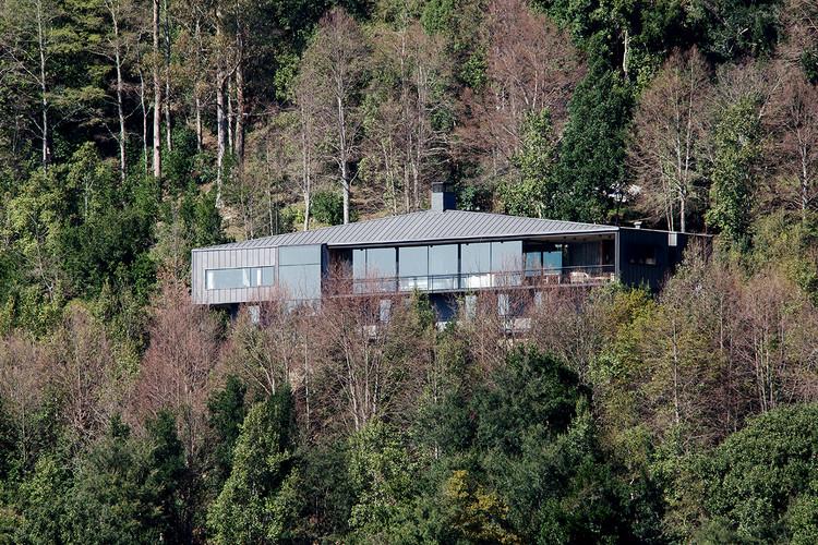 Casa Calafquen  / García de la Huerta & Gleixner Arquitectos, © Nico Saieh