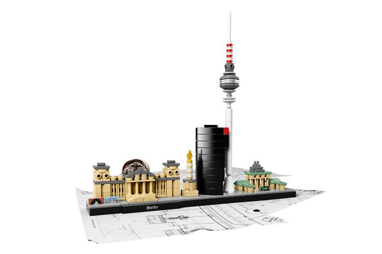 Berlín. Imagen © LEGO®