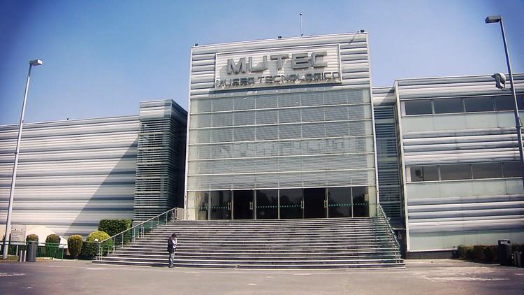 Instalaciones del MUTEC. Image vía http://oncetv-ipn.net/