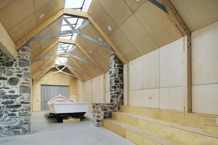 Casa de Botes Portsoy  /  Brown + Brown Architects, © Nigel Rigden