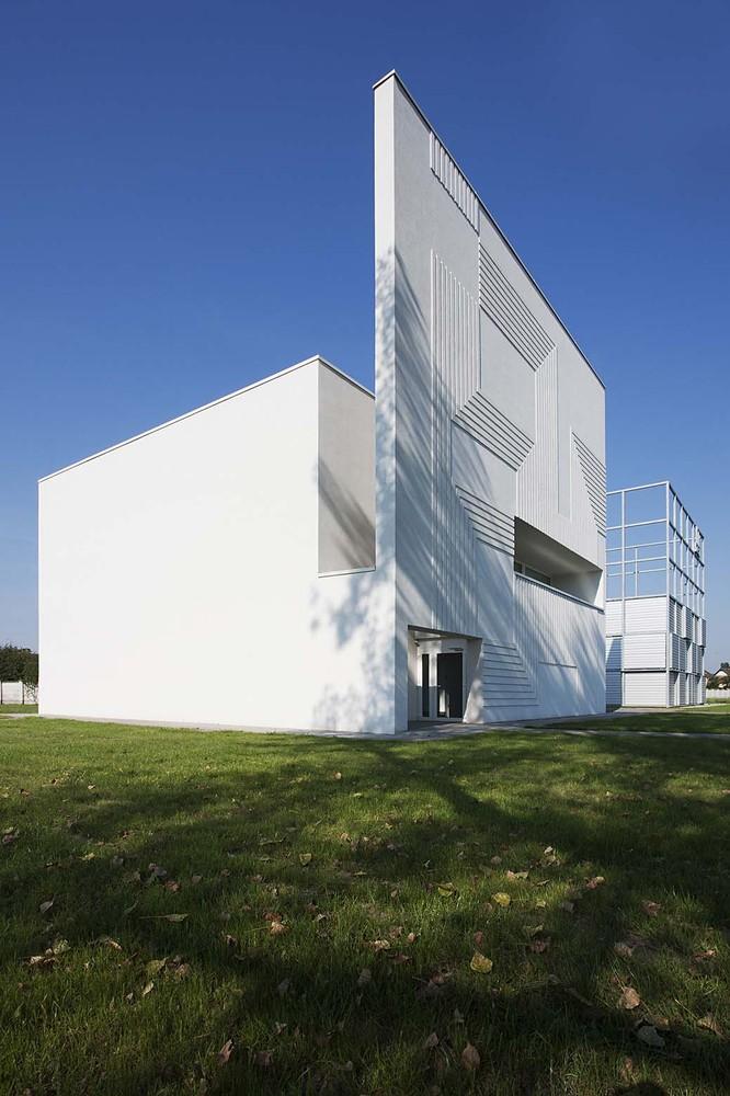 Super Computer Center / NAPUR Architect