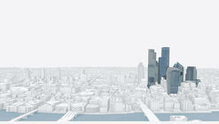 """Oliver Wainwright on London's """"Tortured Heap of Towers"""""""