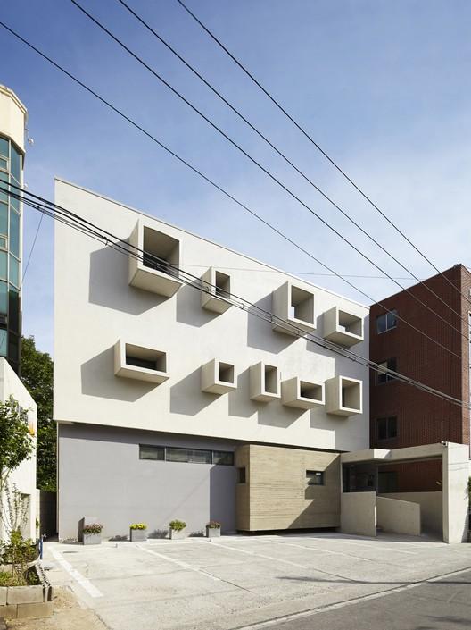 Clínica Oriental Baek / A.M Architects, © mun jeong sik