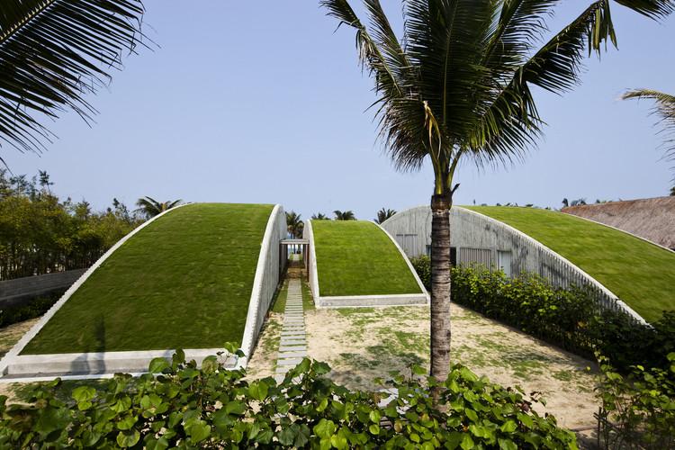 Naman Retreat / Vo Trong Nghia Architects, © Hiroyuki Oki