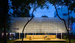Pabellón de alimentos Vietnamita / MIA Design Studio