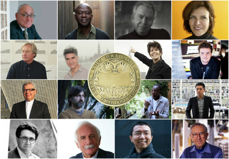 Quem vencerá o Prêmio Pritzker em 2016?