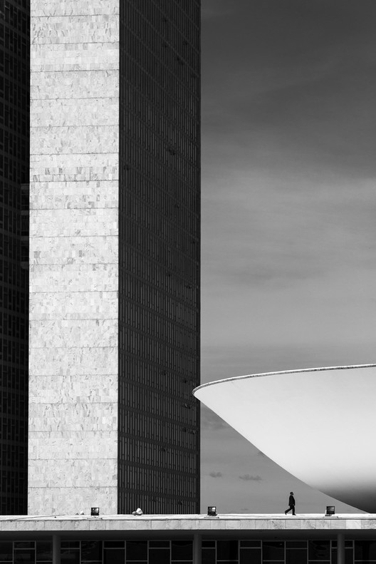 Congresso Nacional. Imagen © Haruo Mikami
