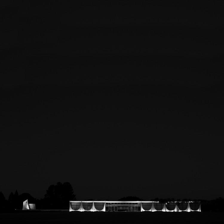 Palácio da Alvorada. Imagen © Haruo Mikami