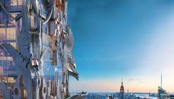 El rascacielos de Mark Foster Gage en Manhattan lleva la arquitectura gótica a nuevas alturas