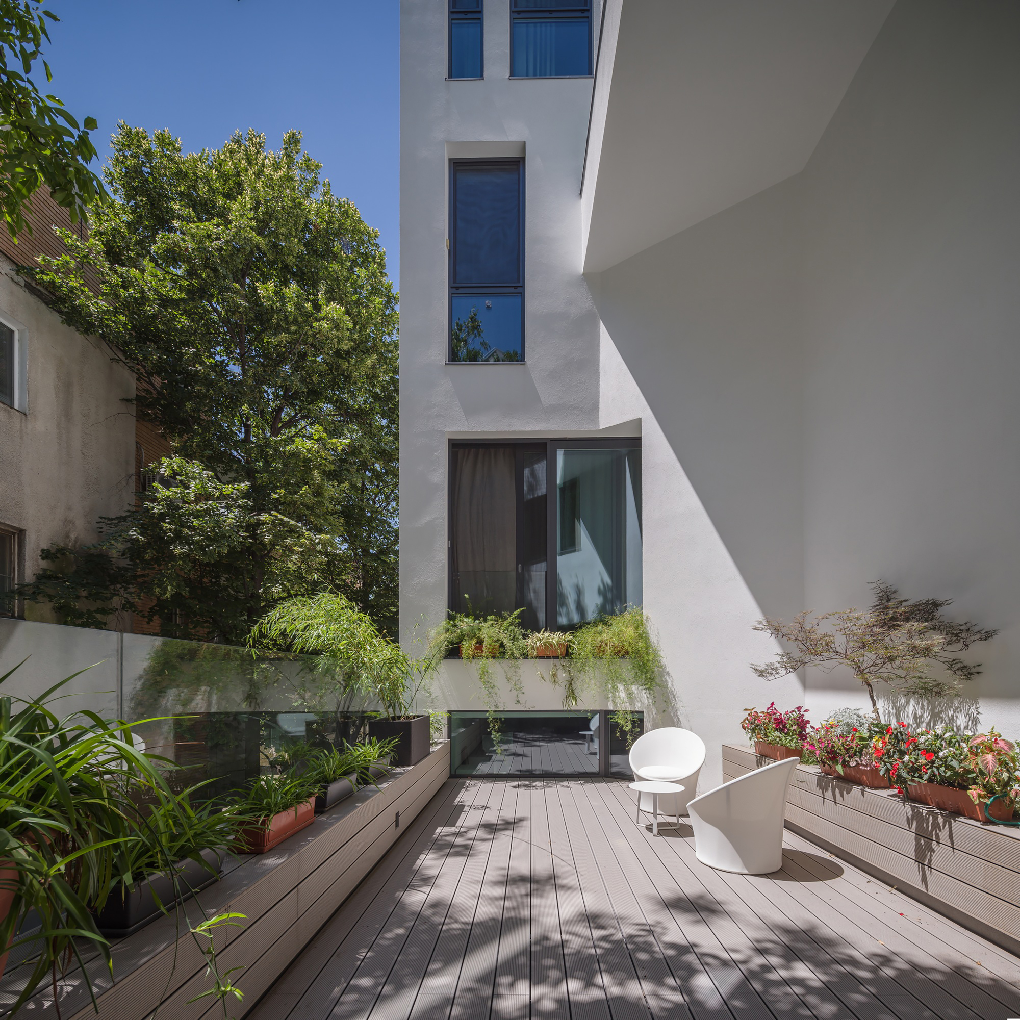 Eco Urban Home In Seattle Washington: Gallery Of Urban Eco House / Tecon Architects