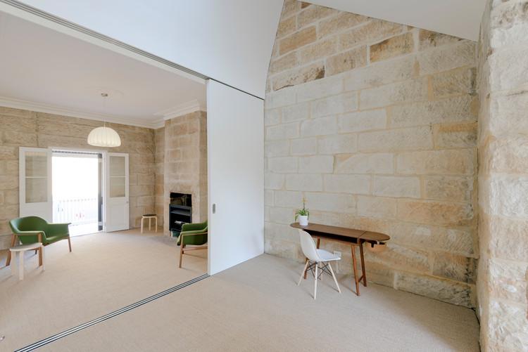 Balmain Sandstone Cottage / Carterwilliamson Architects, © The Guthrie Project