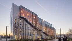 Edificio Believe in Better / Arup Associates