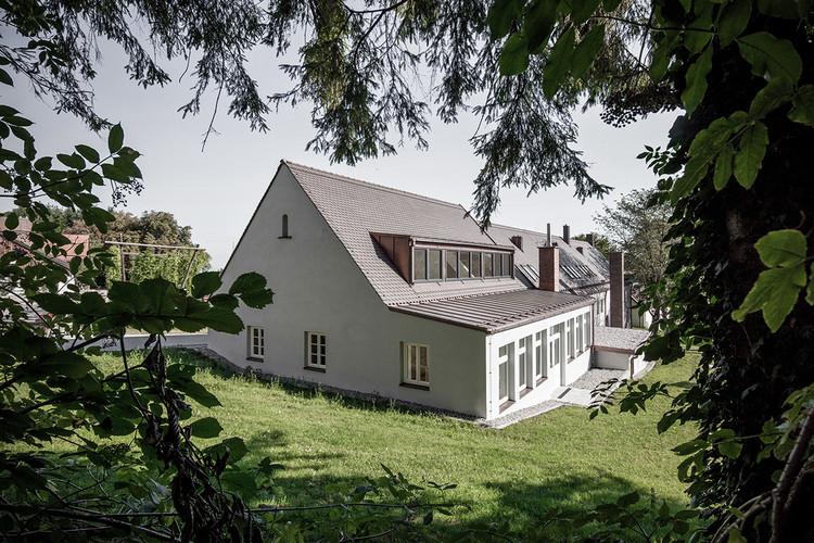 Waschhaus / Buero Wagner, © F. Löchner