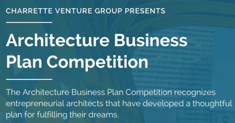 Architecture Business Plan Competition