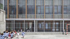 Reforma De L'escola 906 A Sabadell  / H Arquitectes