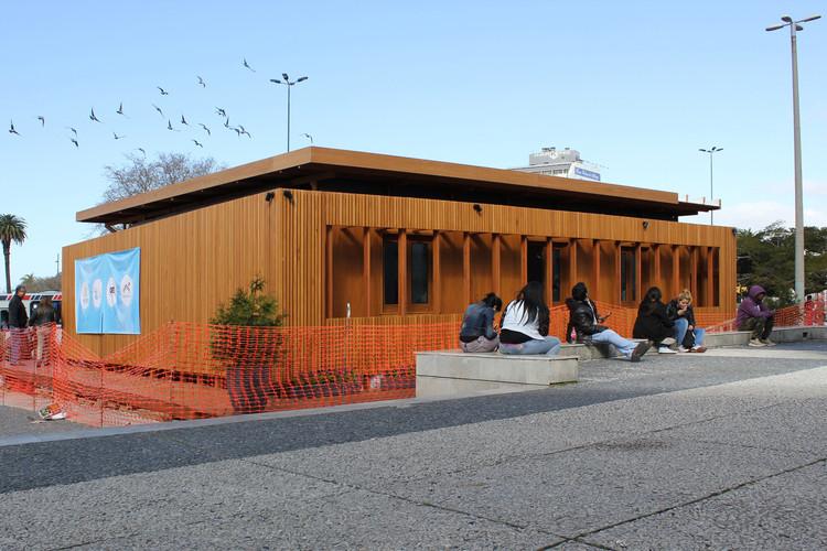 Cortesía de La Casa Uruguaya / Universidad ORT Uruguay