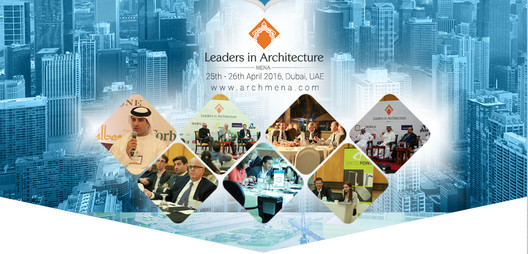 Conference: Leaders in Architecture MENA
