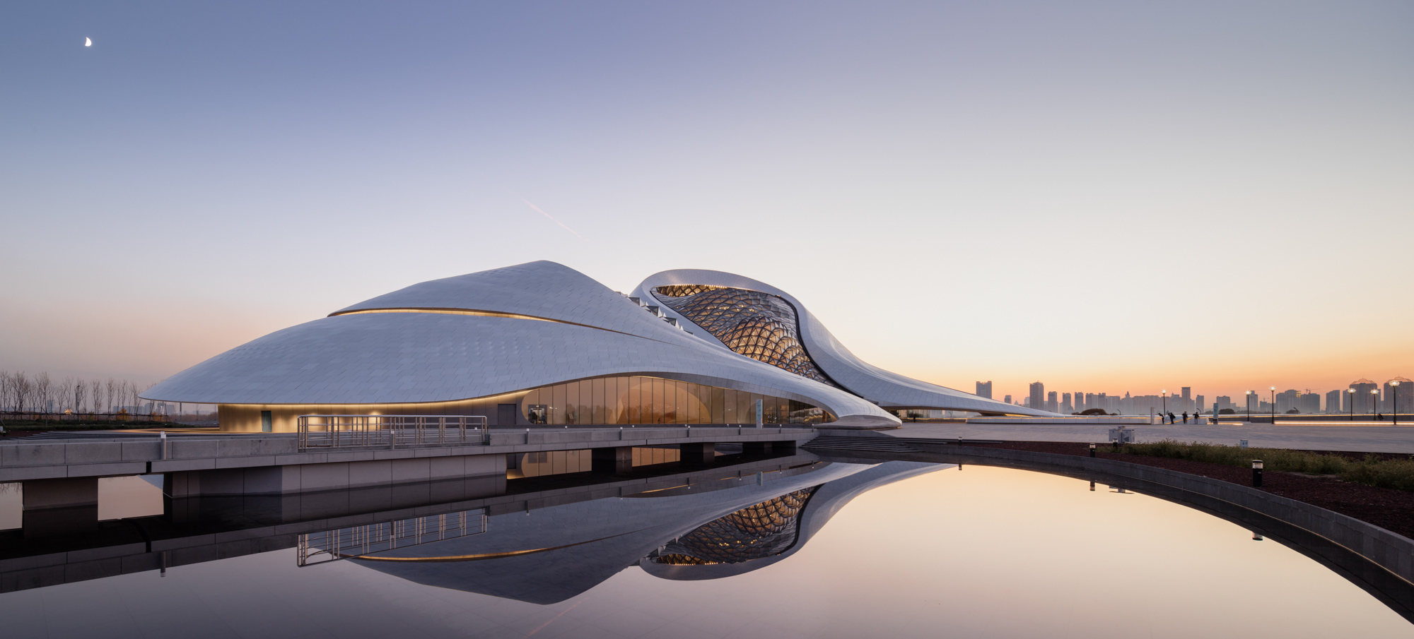 Gallery Of Harbin Opera House Mad Architects 12