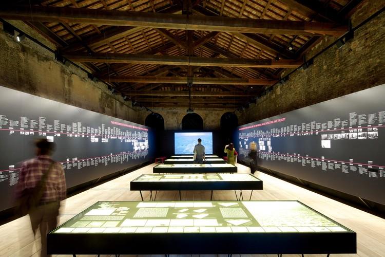 Anunciados los finalistas para el equipo curatorial del Pabellón Peruano en la XV Bienal de Venecia, IN/FORMAL Pabellón de Perú en la Bienal de Venecia 2014. Image © Nico Saieh