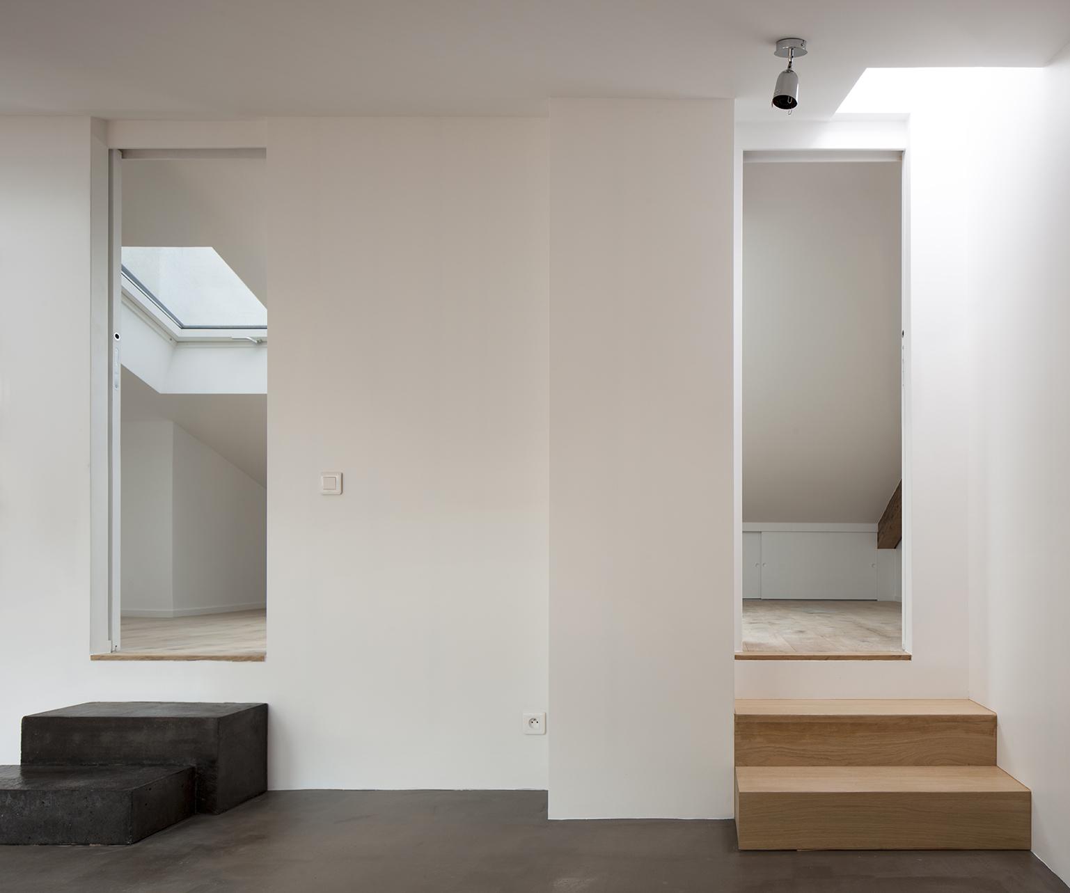 Galeria Stl: Galería De Dúplex En Saint-Mande / CAIROS Architecture Et