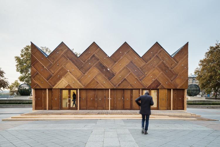 El Pabellón Circular / Encore Heureux Architects, © Cyrus Cornut