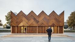 El Pabellón Circular / Encore Heureux Architects