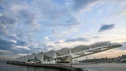 Santiago Calatrava's Museum of Tomorrow Opens in Rio de Janeiro