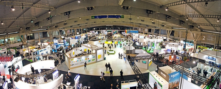 Más de 14.000 personas asistieron al congreso. Image © Smart City World Congress