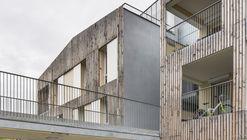 Co-Residência Nanterre / MaO architectes + Tectône