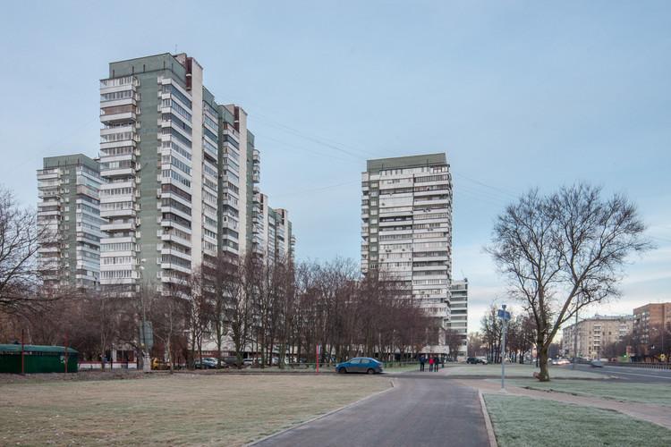 Complejo Habitacional en Lebed / A. Meerson. Imagen © Denis Esakov y Dmitry Vasilenko