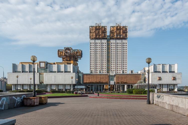 Academia Rusa de Ciencias / Yuri Platanov. Imagen © Denis Esakov y Dmitry Vasilenko