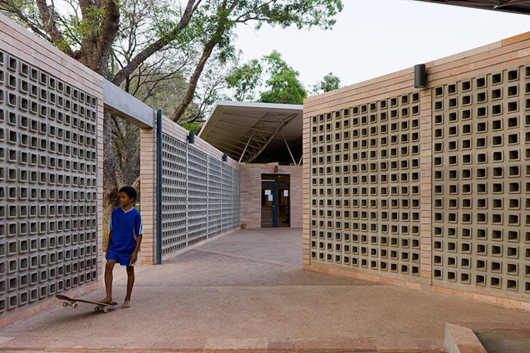 Parque Nacional de Mali / Kere Architecture. Imagen © Iwan Baan