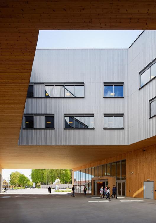 Færder Technical High School / White Arkitekter, © Åke E:son Lindman