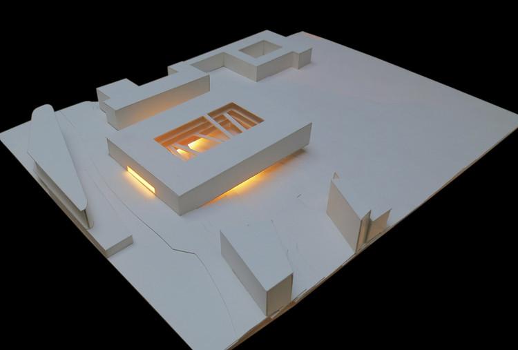 Maqueta. Image Cortesía de SV60 Arquitectos