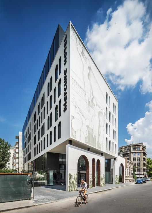 Hotel Mercure in Bucharest  Arhi Group  پژوهشکده