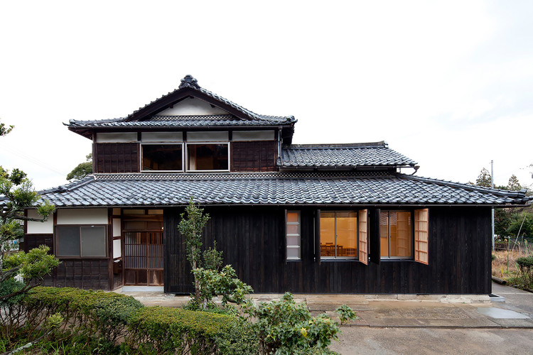 Casa restaurada en Kaga / Tailored design Lab, © Yuji Nishijima