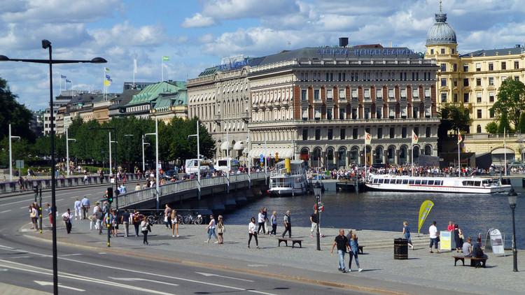 Estocolmo, Suecia. © bamml82. Image vía Flickr