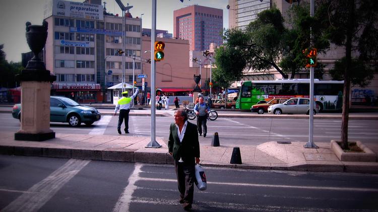 Ciudad de México. © 16:9clue. Image vía Flickr
