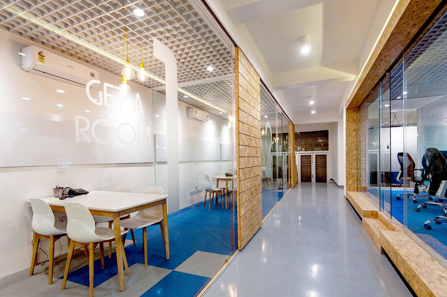 Gallery Of Truly Madly Office Interiors Studio Wood 2