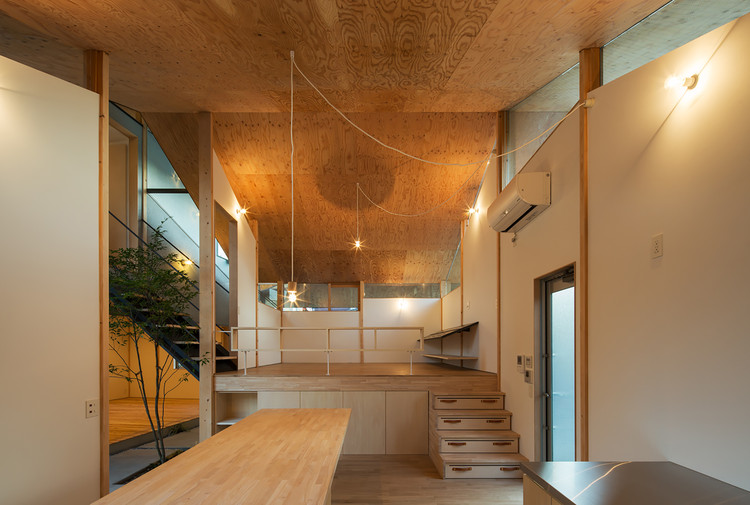 Casa Alero / y+ M design office, © Yohei Sasakura