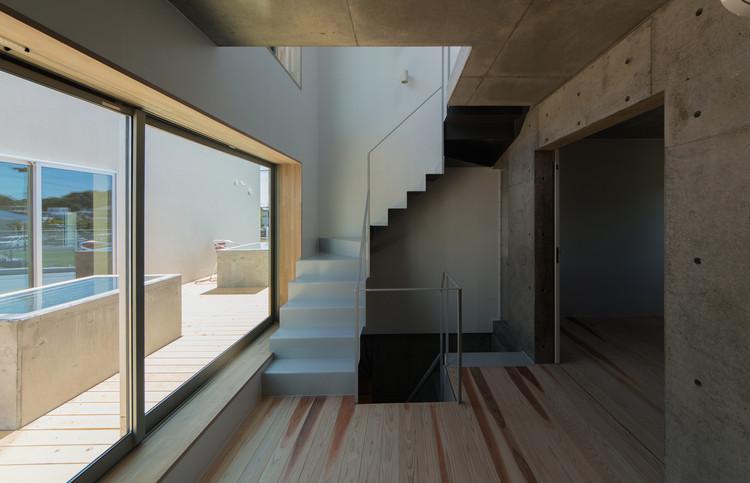 ParkHouse Kikugawa / szki architects, © Katsuya Suzuki