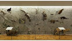 Exposição de longa duração do Museu de Zoologia da USP / Escritório Paulistano de Arquitetura + Metrópole Arquitetos