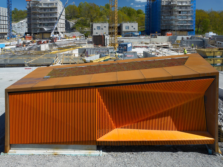 Edificio Técnico / U.D. Urban Design AB, © Robin Hayes