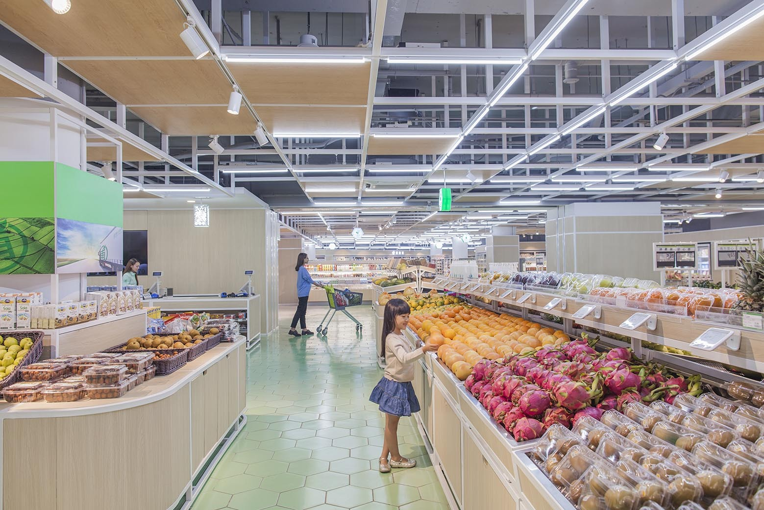 market architecture and design archdaily
